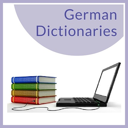 German dictionaries
