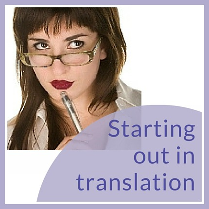 Getting started as a German translator