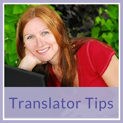 Tips for translators